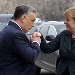Orbán Viktor Budapest nevében gratulált Merkelnek