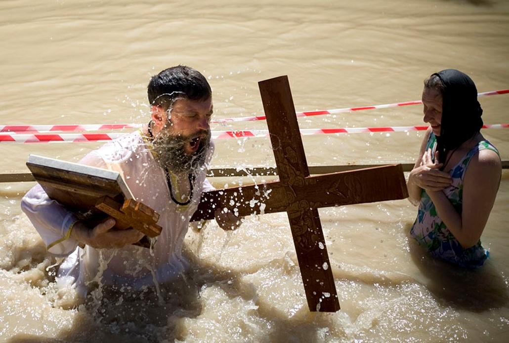 A hét képei nagyítás kereszt ortodox húsvét