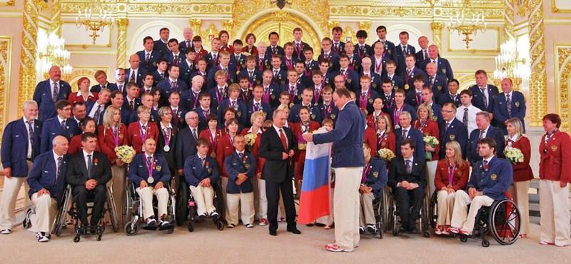 Rendkívüli: Kizárták az oroszokat a 2016-os paralimpiáról