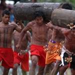 Őserdei indián olimpia - Nagyítás-fotógaléria