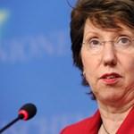 Ashton: nagyon aggasztó a szíriai helyzet