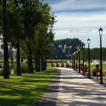 Új város Törökbálint mellett: szerkezetkész a Tópark első üteme