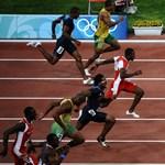 Senki sem tudja úgy bemutatni a távolságtartás szabályait, mint Usain Bolt