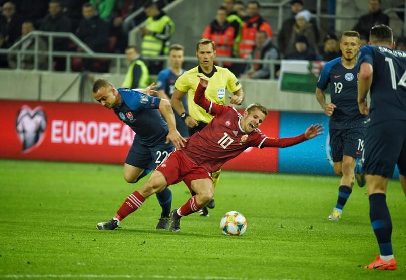 Szlovákia–Magyarország 1-0 - ÉLŐ