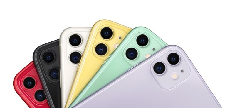 Viszik, mint a cukrot az iPhone 11-et, és ez gond lehet az Apple-nek