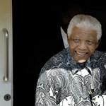 Egyre jobban van a ma 95 éves Mandela