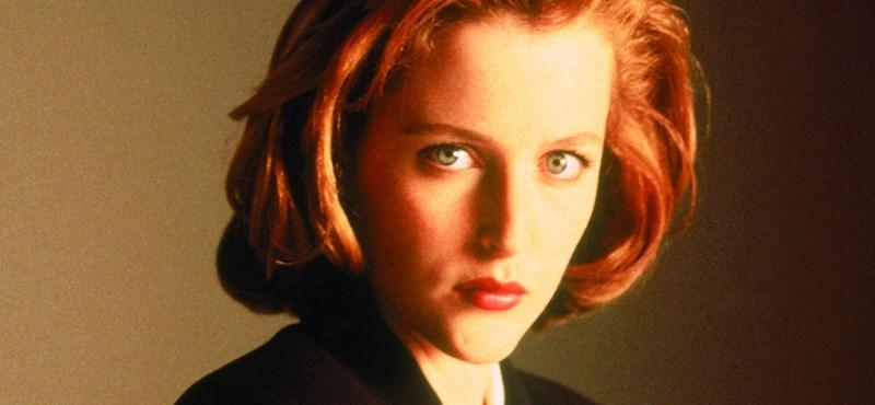 Az X-akták írója elmondta, miért keresett kevesebbet a sorozat női főszereplője
