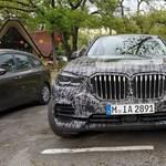 Az álcaautósoknak is jár a vasárnap – fura BMW X5 egy magyar parkolóban
