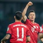 Lewandowski leléphet Münchenből