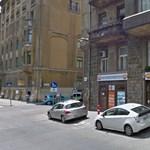 Összegraffitizték az újbudai Fidesz-irodát is