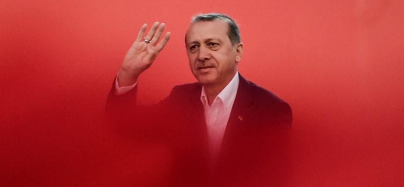 Erdogan újévi köszöntőjében is furákat beszélt