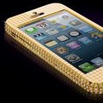 Ha égetné a pénzt: 364 gyémánttal borított iPhone 5