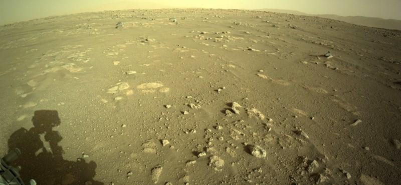 Elindult a Perseverance, hogy felkutassa az ősi élet nyomait a Marson