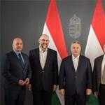 Orbán Viktor fogadta Semjén Zsoltot