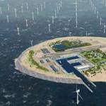 Kitaláltak egy szigetet, ahol annyi szélkereket építhetnek, hogy 80 millió embert lát majd el árammal