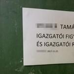 Szégyenfalra teszik a megintett diákok nevét egy komáromi iskolában