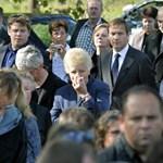 Fotó: Bajnai és Falus is elment Váradi András temetésére