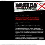 Egyirányú utca nyílik meg két irányba a bringások számára Budapesten