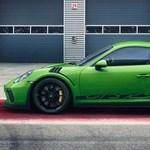 Kőkemény sportkocsi lett az új Porsche 911 GT3 RS – mutatjuk