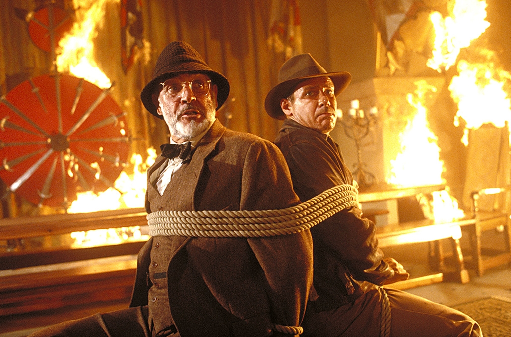 Indiana Jones , Steven Spielberg