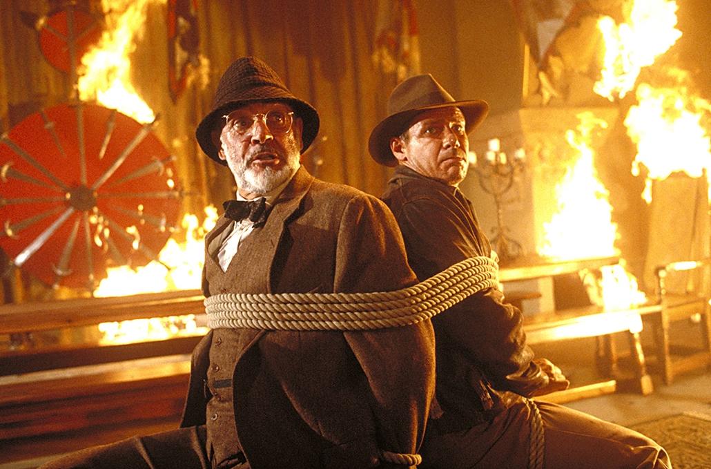 Indiana Jones , Steven Spielberg