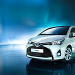 X-arcú lesz a Toyota Yaris
