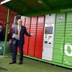 Durván megdrágította az automatás csomagküldő szolgáltatást a Posta