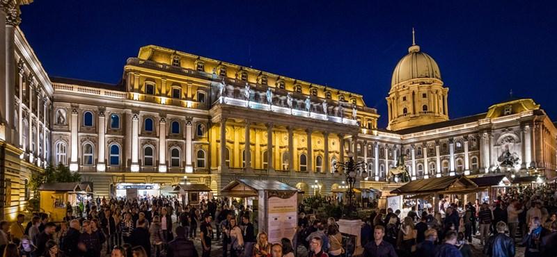 Európa egyik legfontosabb borfesztiválja lesz a héten Budapesten