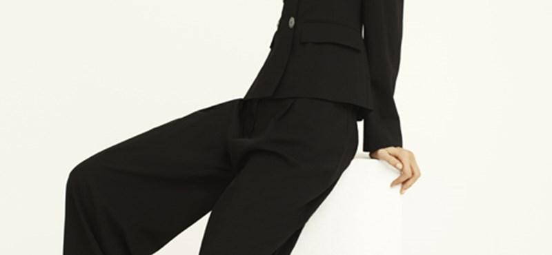 Ez a divat: nadrágkosztüm
