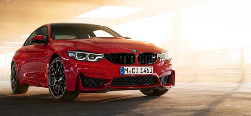 Gyűjtők féltett kincse lesz ez a most leleplezett új BMW M4