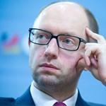 Banditizmus miatt keresik az oroszok Arszenyij Jacenyuk volt ukrán miniszterelnököt