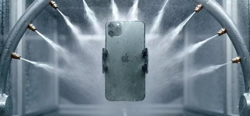 Az iPhone is megkaphatja az érdekes megoldást, amelytől vízálló az Apple Watch