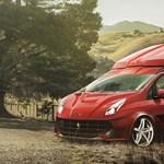 Tesla, BMW, Ferrari és a többiek – ilyen lenne, ha lakókocsit gyártanának