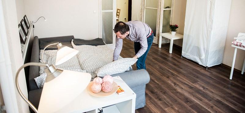 A kis, legális airbnb-zőket bünteti az önkományzat a nagy illegálisak helyett?