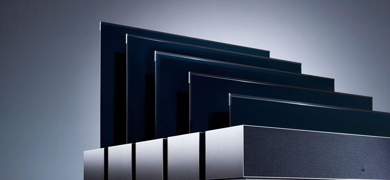 Nagyot néz majd: tényleg megcsinálta az LG a szupervékony, papírként feltekerhető tévét