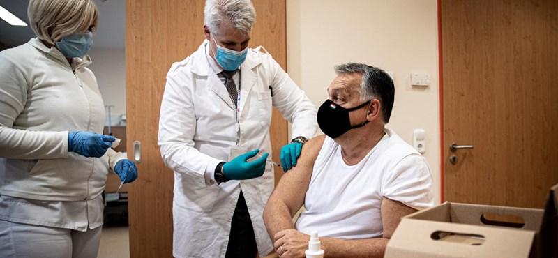 Brüsszel óva inti a magyar kormányt az orosz vakcina használatától
