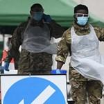 Egy hathetes csecsemő is meghalt Angliában a koronavírus miatt
