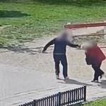 Videón a nyaklánckitépő, akit órákon belül lekapcsoltak a rendőrök