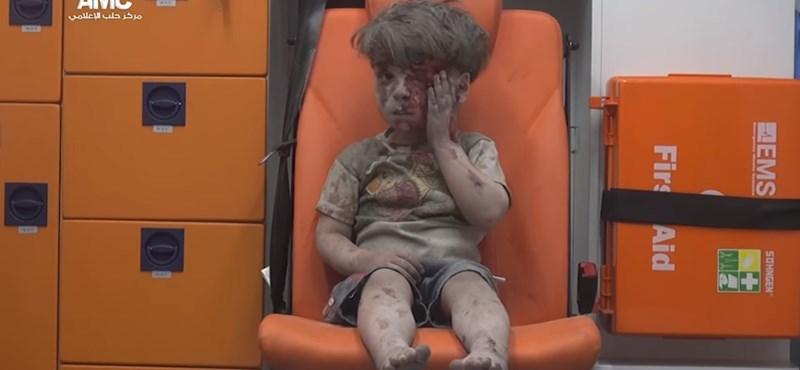 Soha olyan szörnyű nem volt a szíriai gyerekeknek, mint tavaly
