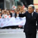 Rosszullét miatt lemondta programjait a japán uralkodó