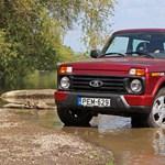 Tovább csökkentek a hazai Lada-eladások, második helyen a 42 évesen is új Niva