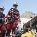 Még mindig rombolnak az utórengések Olaszországban