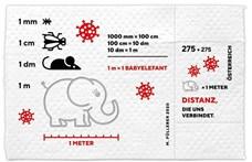 Jön a vécépapírból készült koronavírus-bélyeg