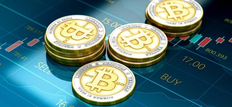 Beszakadt a Bitcoin