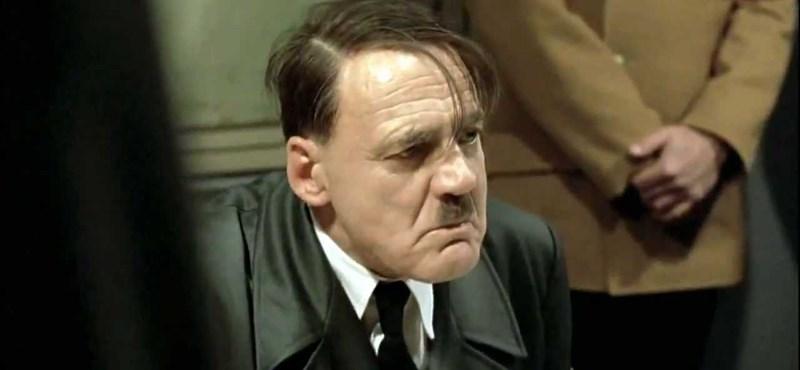 Hitlerrel viccelni rossz, de van rosszabb is