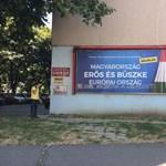 Országos lehet a plakátadó, Debrecen már lépett is