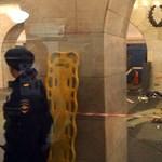 Elfogták a szentpétervári metrórobbantás egyik szervezőjét