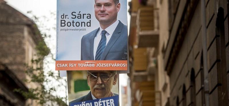 Utolsó pillanatban kellett lehúzni egy jelölt nevét a józsefvárosi szavazólapokról