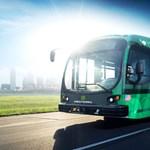 Világrekordot ment az elektromos busz: 1761 km egyetlen feltöltéssel