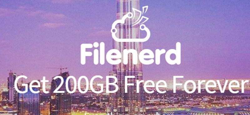 Ne hagyja ki: 200 GB-ot tárolhat itt, ingyen